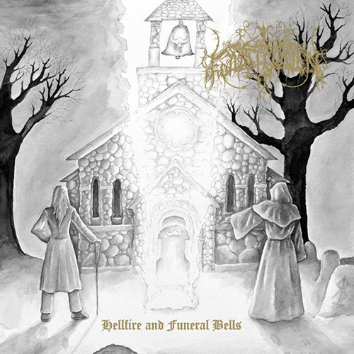 Faustcoven - Hellfire And Funeral Bells LP