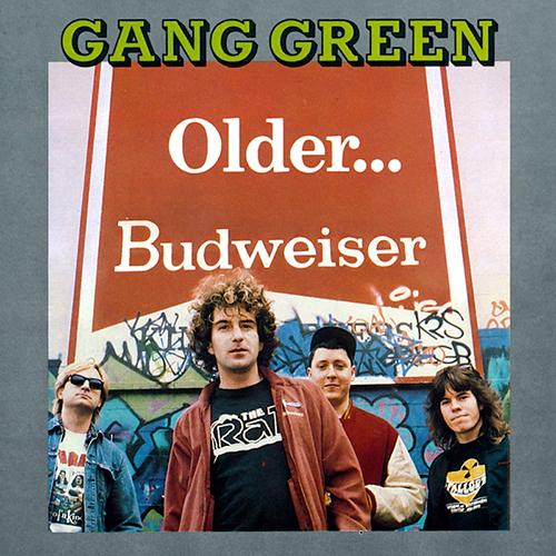 Gang Green - Older Budweiser - I81B4U CD