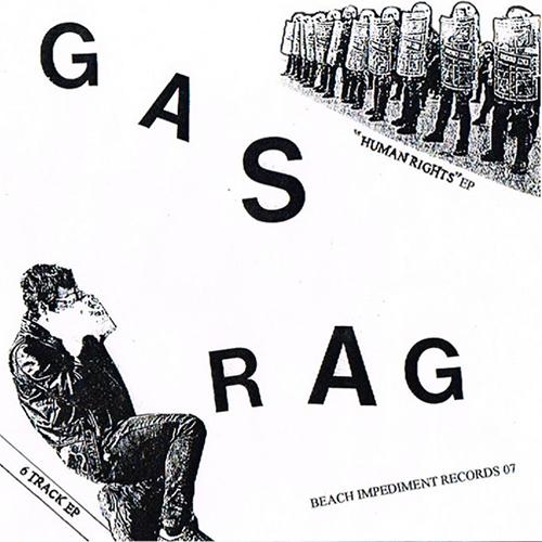 Gas Rag - Human Rights EP