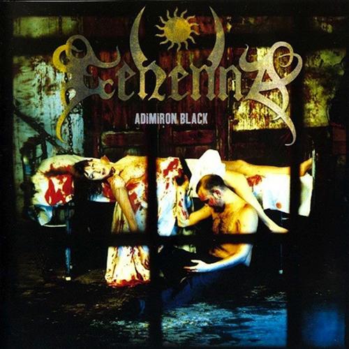 Gehenna - Adimiron Black CD