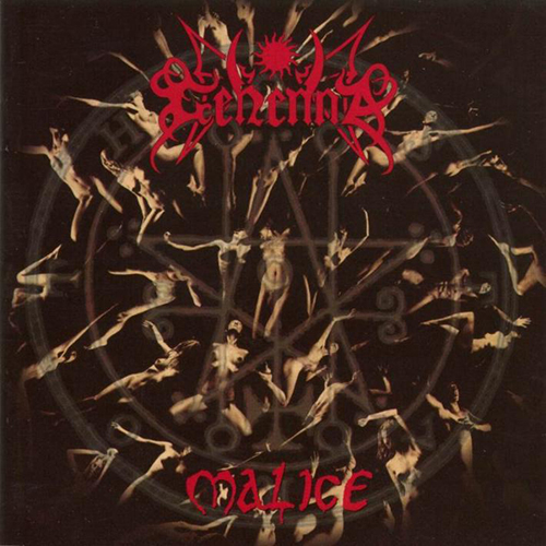 Gehenna - Malice CD