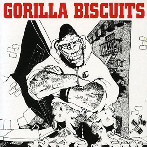 Gorilla Biscuits - Self Titled MCD