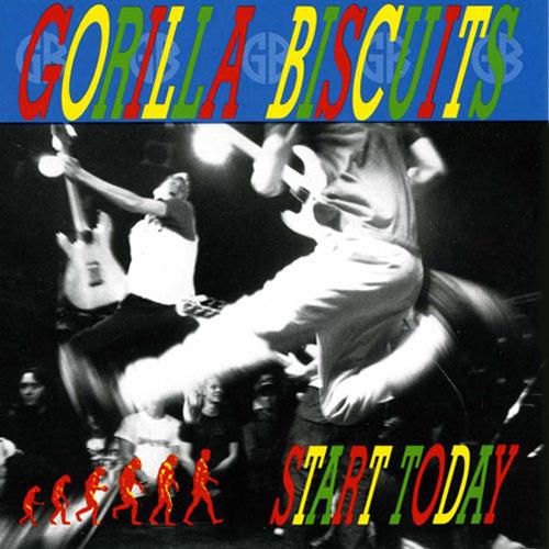 Gorilla Biscuits - Start Today CD