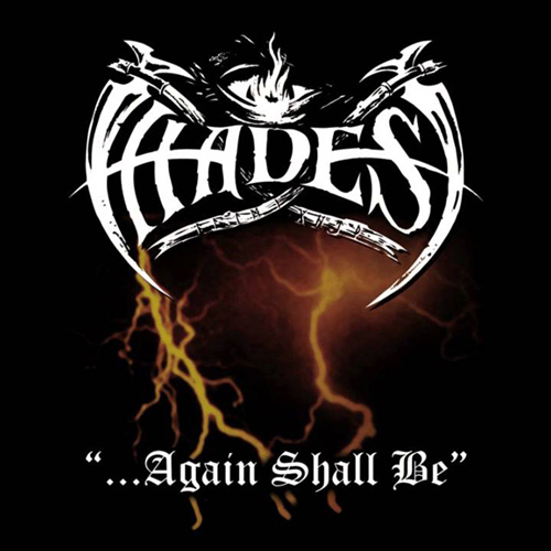 Hades (Almighty) - ...Again Shall Be CD