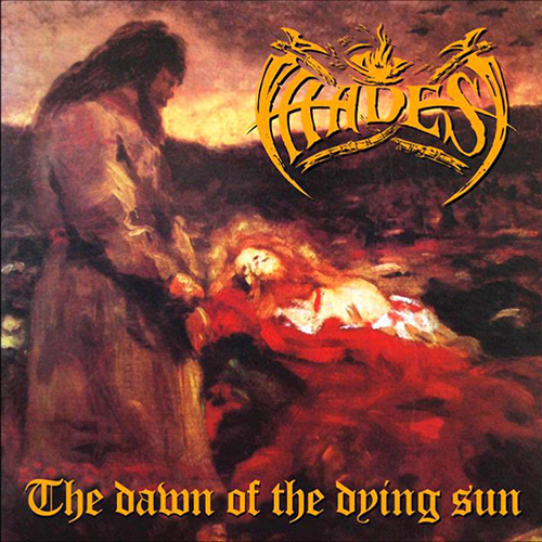 Hades (Almighty) - The Dawn Of The Dying Sun CD
