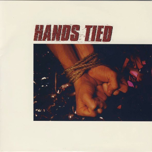Hands Tied - Self Titled MCD