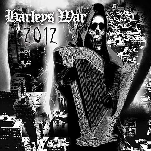 Harley's War - 2012 CD