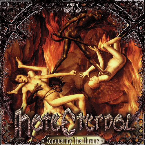 Hate Eternal - Conquering The Throne CD
