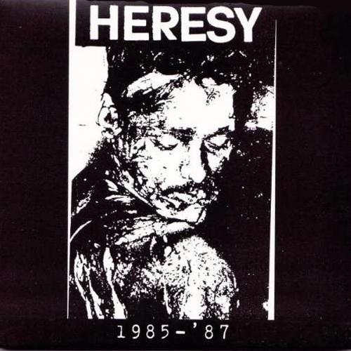Heresy - 1985-1987 CD