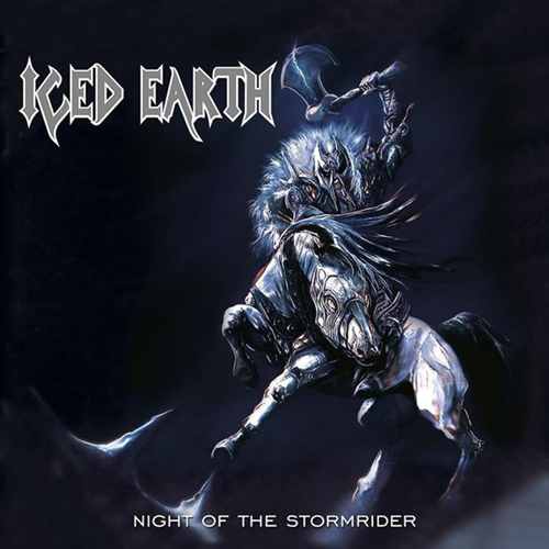 Iced Earth - Night Of The Stormrider (2015 re-issue) CD