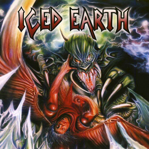 Iced Earth - Self Titled CD