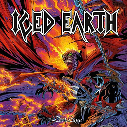 Iced Earth - The Dark Saga (2015 re-issue) CD