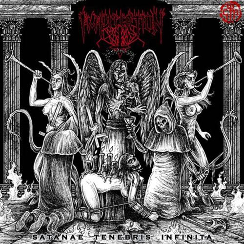 Imprecation - Satanae Tenebris Infinita CD