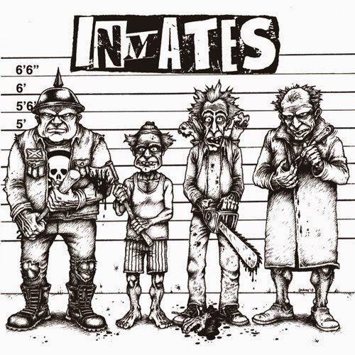 Inmates - Self Titled LP