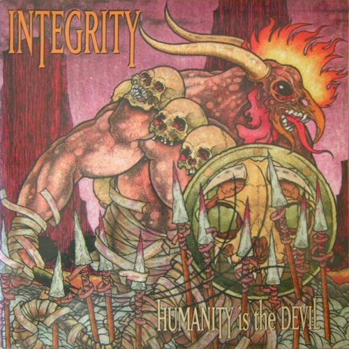 Integrity - Humanity Is The Devil CD