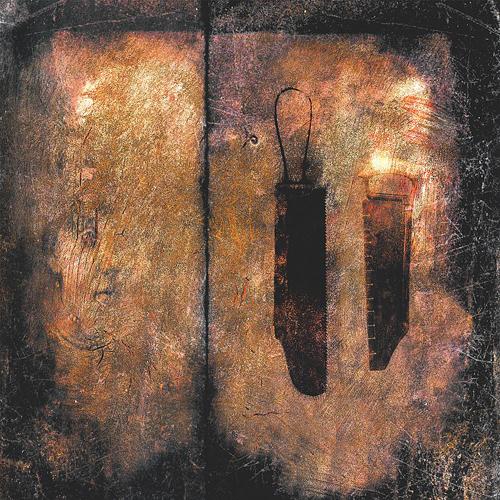 Irons - Split LP