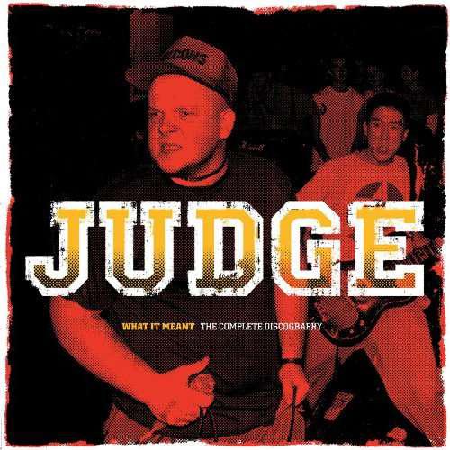Judge - What It Meant 2xLP