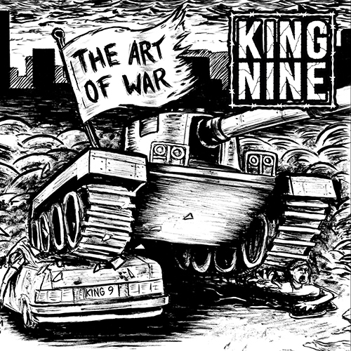 King Nine - The Art Of War EP