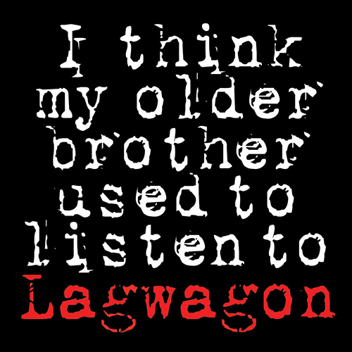 Lagwagon - I Think My Older Brother Used To Listen To... LP