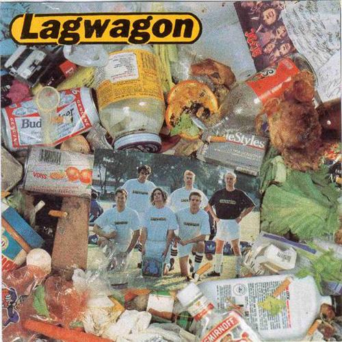 Lagwagon - Trashed (re-issue) CD