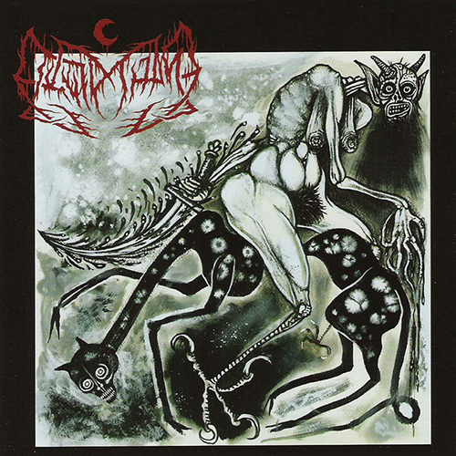Leviathan - Tentacles Of Whorror 2xLP