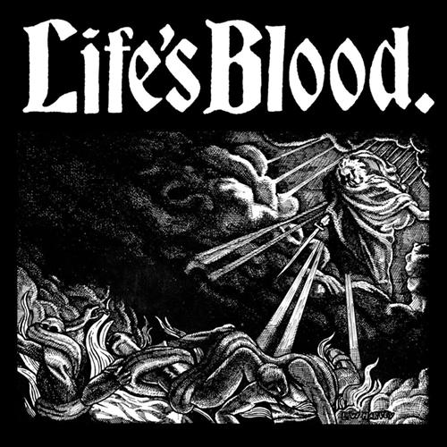 Life's Blood - Hardcore AD 1988 LP