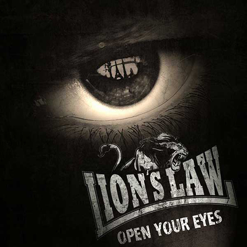 Lion's Law - Open Your Eyes 10inch
