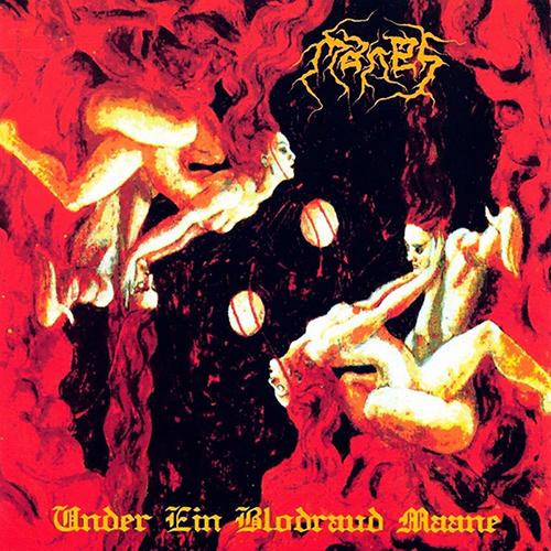 Manes - Under Ein Blodraud Maane LP