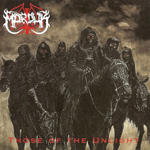 Marduk - Those Of The Unlight CD