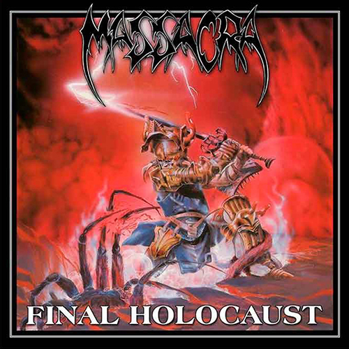 Massacra - Final Holocaust CD