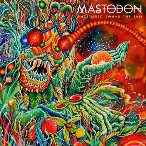 Mastodon - Once More Around The Sun CD