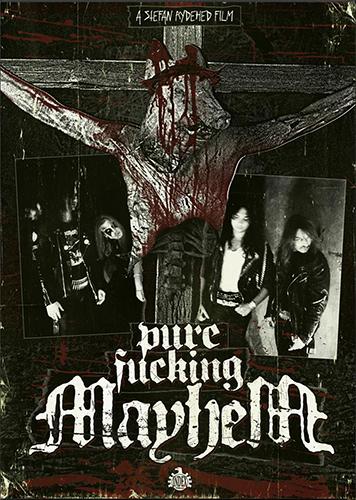Mayhem - Pure Fucking Mayhem DVD