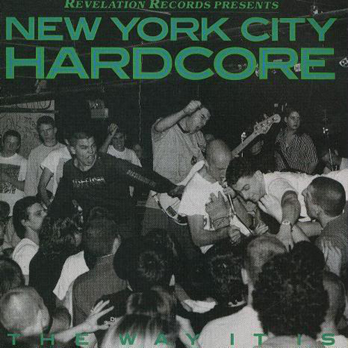 NYC Hardcore: The Way It Is - Compilation LP