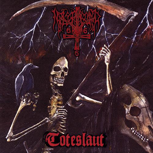 Nastrond - Toteslaut LP