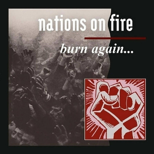 Nations On Fire - Burn Again LP