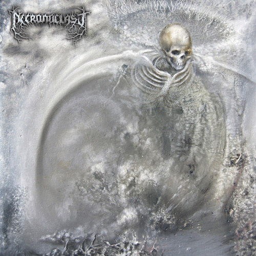 Necronoclast - Ashes CD