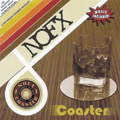 NoFX - Coaster CD