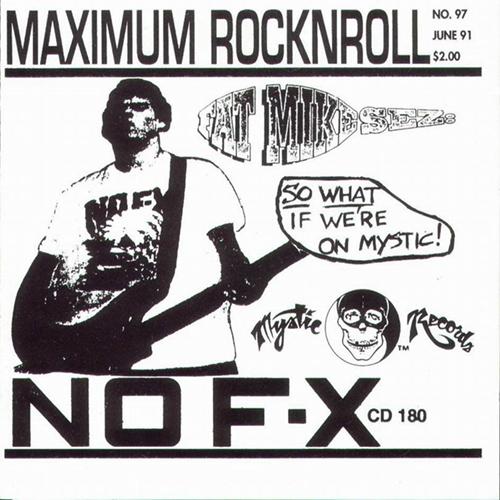 NoFX - Maximum Rock N Roll CD