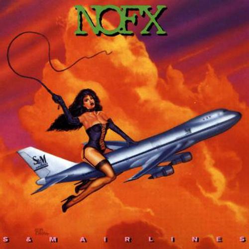 NoFX - S&M Airlines CD