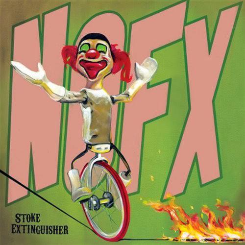 NoFX - Stoke Extinguisher EP