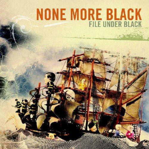 None More Black - File Under Black CD