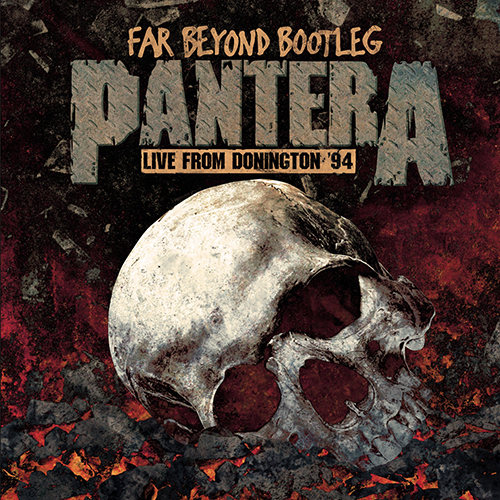 Pantera - Far Beyond Bootleg - Live From Donington '94 LP