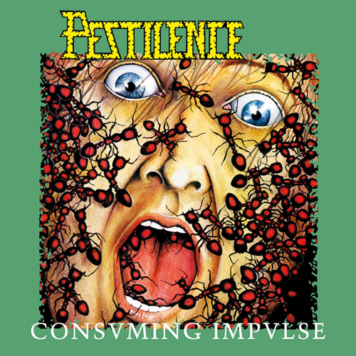 Pestilence - Consuming Impulse 2xCD