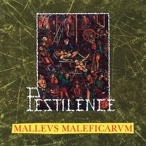 Pestilence - Malleus Maleficarum 2xCD