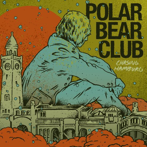 Polar Bear Club - Chasing Hamburg CD