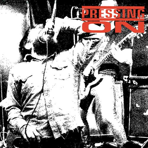 Pressing On - No Defeat No Capitulation LP