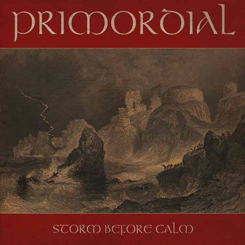 Primordial - Storm Before Calm LP