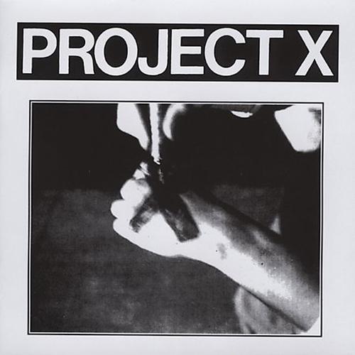 Project X - Straight Edge Revenge EP