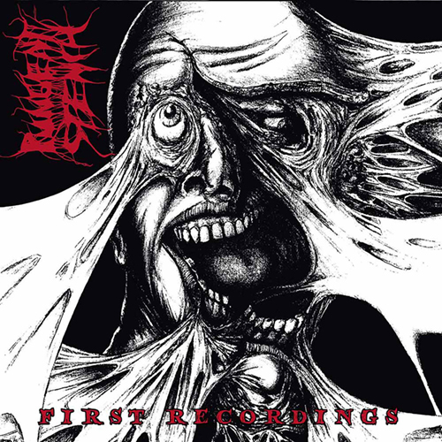 Pungent Stench - First Recordings (clear vinyl) LP