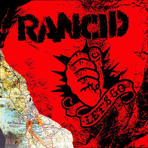 Rancid - Let's Go CD